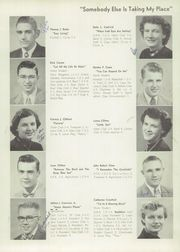 Page 15, 1952 Edition, Buchanan High School - Pines Yearbook (Buchanan, MI) online yearbook collection