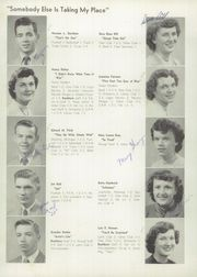 Page 16, 1952 Edition, Buchanan High School - Pines Yearbook (Buchanan, MI) online yearbook collection