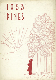 1953 Edition, Buchanan High School - Pines Yearbook (Buchanan, MI)