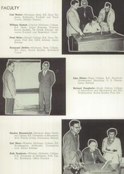 Page 10, 1953 Edition, Buchanan High School - Pines Yearbook (Buchanan, MI) online yearbook collection