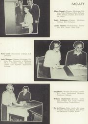 Page 11, 1953 Edition, Buchanan High School - Pines Yearbook (Buchanan, MI) online yearbook collection