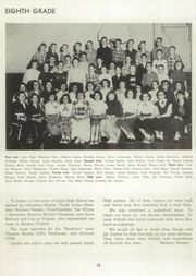 Page 16, 1953 Edition, Buchanan High School - Pines Yearbook (Buchanan, MI) online yearbook collection