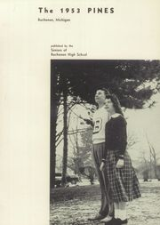 Page 5, 1953 Edition, Buchanan High School - Pines Yearbook (Buchanan, MI) online yearbook collection