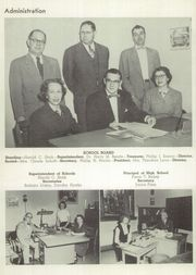 Page 8, 1953 Edition, Buchanan High School - Pines Yearbook (Buchanan, MI) online yearbook collection