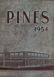 1954 Edition, Buchanan High School - Pines Yearbook (Buchanan, MI)