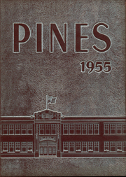 1955 Edition, Buchanan High School - Pines Yearbook (Buchanan, MI)