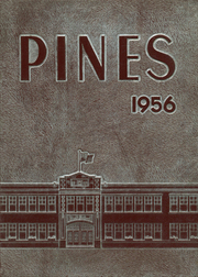 1956 Edition, Buchanan High School - Pines Yearbook (Buchanan, MI)