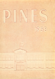 1958 Edition, Buchanan High School - Pines Yearbook (Buchanan, MI)