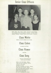 Page 14, 1956 Edition, Clark Township High School - Anchor Yearbook (Whiteland, IN) online yearbook collection