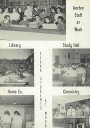 Page 8, 1956 Edition, Clark Township High School - Anchor Yearbook (Whiteland, IN) online yearbook collection