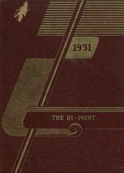 Page 1, 1951 Edition, Spartanburg High School - Spartan Yearbook (Spartanburg, IN) online yearbook collection