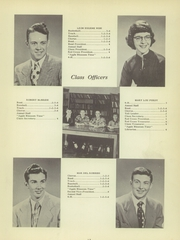 Page 17, 1951 Edition, Spartanburg High School - Spartan Yearbook (Spartanburg, IN) online yearbook collection