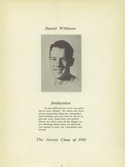 Page 7, 1951 Edition, Spartanburg High School - Spartan Yearbook (Spartanburg, IN) online yearbook collection