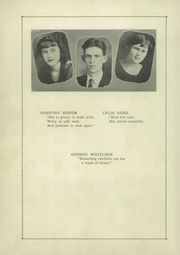 Page 16, 1924 Edition, Pleasantville High School - Acroama Yearbook (Pleasantville, IN) online yearbook collection