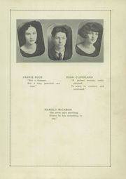 Page 17, 1924 Edition, Pleasantville High School - Acroama Yearbook (Pleasantville, IN) online yearbook collection