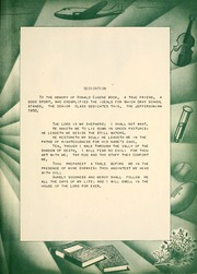 Page 7, 1950 Edition, Gray High School - Jeffersonian Yearbook (Portland, IN) online yearbook collection