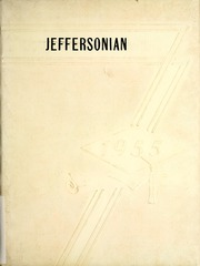1955 Edition, Gray High School - Jeffersonian Yearbook (Portland, IN)