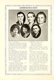 Page 12, 1924 Edition, Roll High School - Rollonian Yearbook (Roll, IN) online yearbook collection