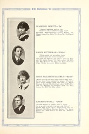 Page 17, 1924 Edition, Roll High School - Rollonian Yearbook (Roll, IN) online yearbook collection