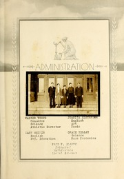 Page 9, 1937 Edition, Roll High School - Rollonian Yearbook (Roll, IN) online yearbook collection
