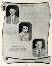 Page 14, 1953 Edition, Roll High School - Rollonian Yearbook (Roll, IN) online yearbook collection