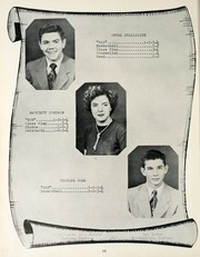 Page 16, 1953 Edition, Roll High School - Rollonian Yearbook (Roll, IN) online yearbook collection
