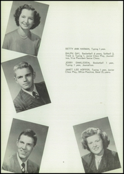 Page 10, 1951 Edition, Etna Green High School - Echo Yearbook (Etna Green, IN) online yearbook collection
