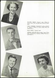 Page 9, 1951 Edition, Etna Green High School - Echo Yearbook (Etna Green, IN) online yearbook collection