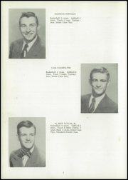 Page 10, 1952 Edition, Etna Green High School - Echo Yearbook (Etna Green, IN) online yearbook collection