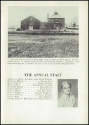 Page 5, 1952 Edition, Etna Green High School - Echo Yearbook (Etna Green, IN) online yearbook collection