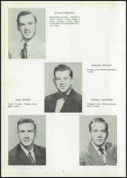 Page 8, 1952 Edition, Etna Green High School - Echo Yearbook (Etna Green, IN) online yearbook collection