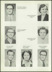 Page 6, 1953 Edition, Etna Green High School - Echo Yearbook (Etna Green, IN) online yearbook collection