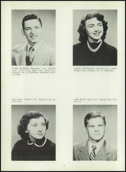 Page 8, 1953 Edition, Etna Green High School - Echo Yearbook (Etna Green, IN) online yearbook collection