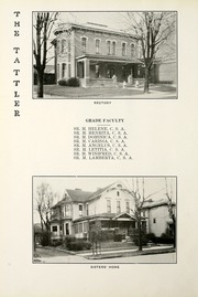 Page 16, 1934 Edition, Decatur Catholic High School - Tattler Yearbook (Decatur, IN) online yearbook collection