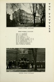 Page 17, 1934 Edition, Decatur Catholic High School - Tattler Yearbook (Decatur, IN) online yearbook collection