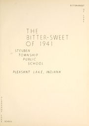 Page 7, 1941 Edition, Pleasant Lake High School - Bittersweet Yearbook (Pleasant Lake, IN) online yearbook collection