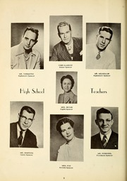 Page 12, 1949 Edition, Pleasant Lake High School - Bittersweet Yearbook (Pleasant Lake, IN) online yearbook collection