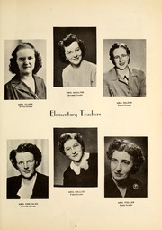 Page 13, 1949 Edition, Pleasant Lake High School - Bittersweet Yearbook (Pleasant Lake, IN) online yearbook collection