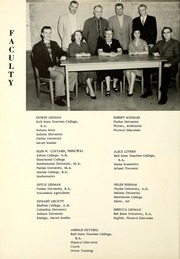 Page 12, 1958 Edition, Pleasant Lake High School - Bittersweet Yearbook (Pleasant Lake, IN) online yearbook collection