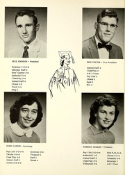 Page 14, 1958 Edition, Pleasant Lake High School - Bittersweet Yearbook (Pleasant Lake, IN) online yearbook collection