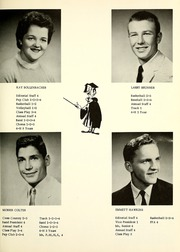 Page 15, 1958 Edition, Pleasant Lake High School - Bittersweet Yearbook (Pleasant Lake, IN) online yearbook collection