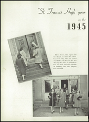 Page 6, 1945 Edition, St Francis High School - Echo Yearbook (Lafayette, IN) online yearbook collection
