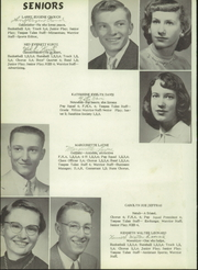 Page 10, 1955 Edition, New Winchester High School - Warrior Yearbook (New Winchester, IN) online yearbook collection
