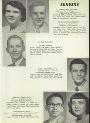 Page 11, 1955 Edition, New Winchester High School - Warrior Yearbook (New Winchester, IN) online yearbook collection