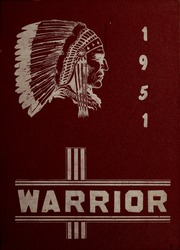 Page 1, 1951 Edition, Saratoga High School - Warrior Yearbook (Saratoga, IN) online yearbook collection
