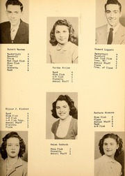 Page 13, 1951 Edition, Saratoga High School - Warrior Yearbook (Saratoga, IN) online yearbook collection