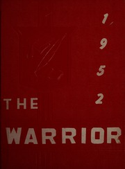 1952 Edition, Saratoga High School - Warrior Yearbook (Saratoga, IN)