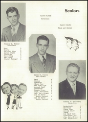 Page 13, 1953 Edition, Saratoga High School - Warrior Yearbook (Saratoga, IN) online yearbook collection