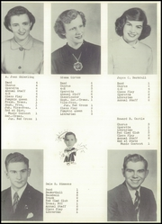 Page 17, 1953 Edition, Saratoga High School - Warrior Yearbook (Saratoga, IN) online yearbook collection