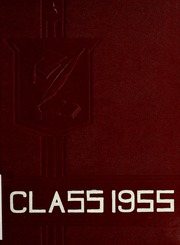 1955 Edition, Saratoga High School - Warrior Yearbook (Saratoga, IN)